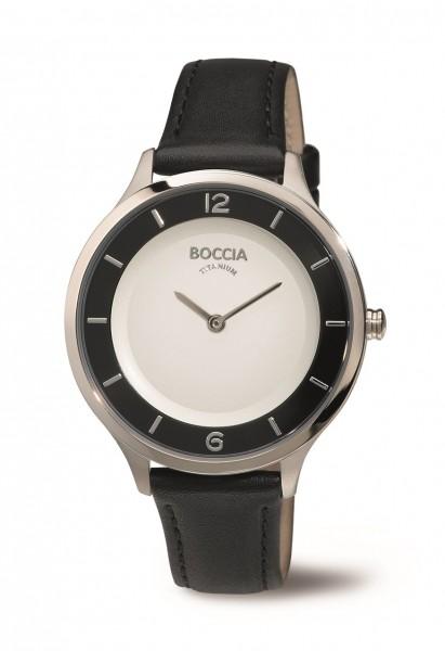 Boccia Damen Armbanduhr 3249-01 Trend