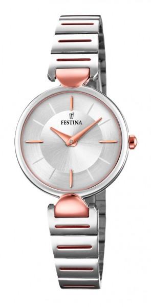 Festina Damen Armbanduhr F20320/2 Mademoiselle