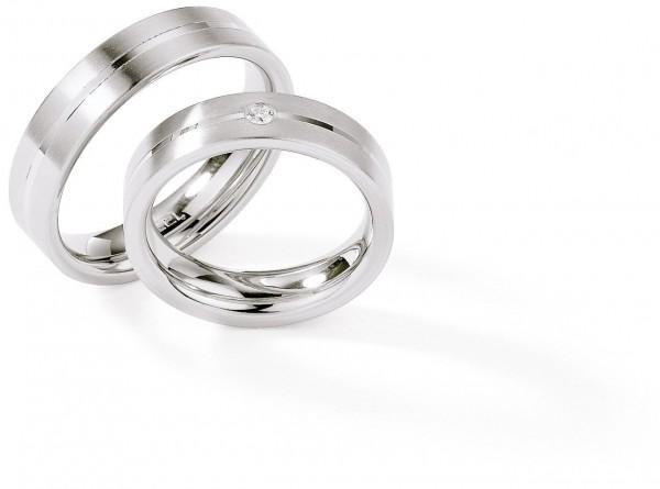Trauringe 88/01280 Steel Brillant