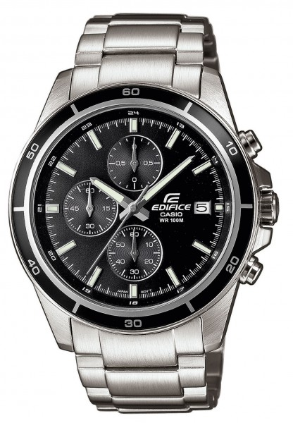 Casio Herren Armbanduhr Edifice EFR-526D-1AVUEF Chronograph
