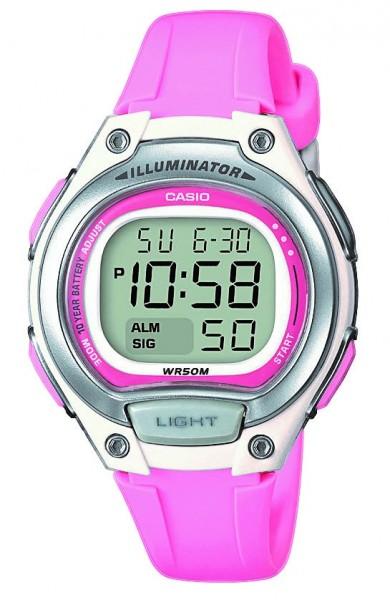 Casio Damen Armbanduhr LW-203-4AVEF digital