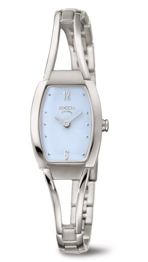 Boccia Damen Armbanduhr 3262-03 Dress