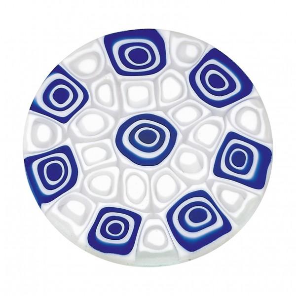 CEM Coins CS011/CS012 Anhänger Muranoglas blau