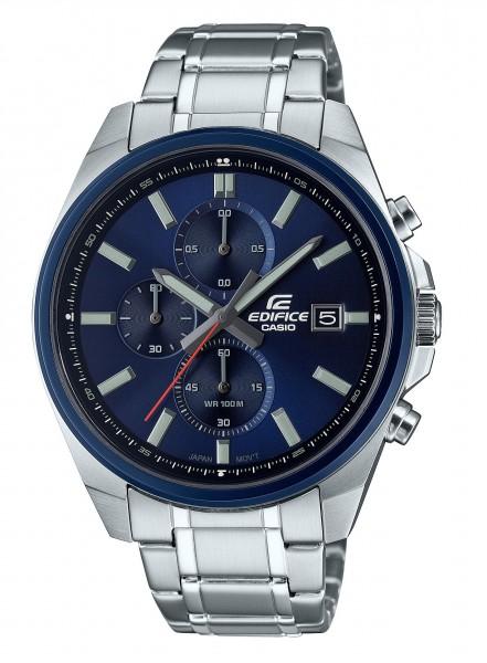Casio Herren Armbanduhr Edifice EFV-610DB-2AVUEF Chronograph