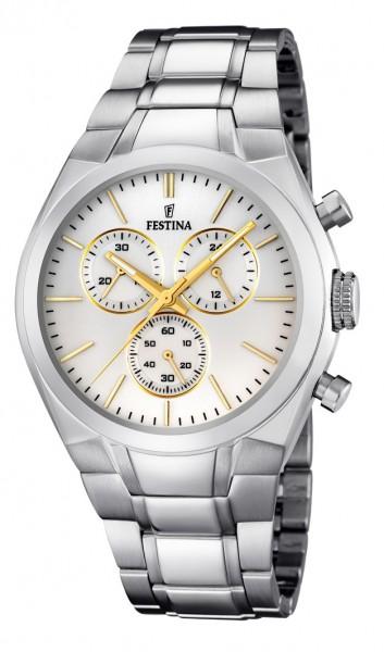 Festina Herren Armbanduhr F16782/4 Sport Chronograph