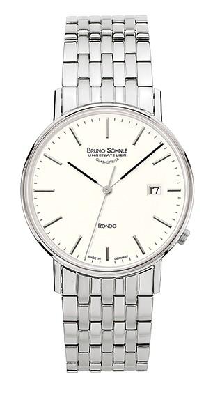 Bruno Söhnle Herren Armbanduhr 17-13105-242 RONDO