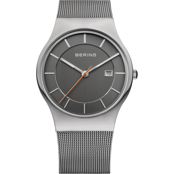 Bering Herren Armbanduhr 11938-007 Classic