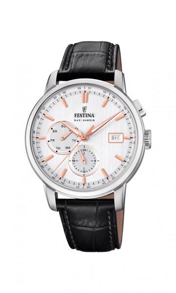 Festina Herren Armbanduhr F20280/1 Multifunktion