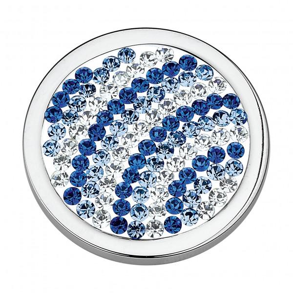 CEM Coins CS029/CS030 Anhänger Regenbogen blau