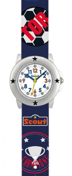 Scout Jungen Armbanduhr 280393012 Star Kids Sport