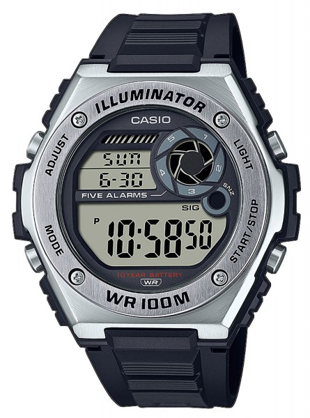 Casio Herren Armbanduhr MWD-100H-1AVEF digital