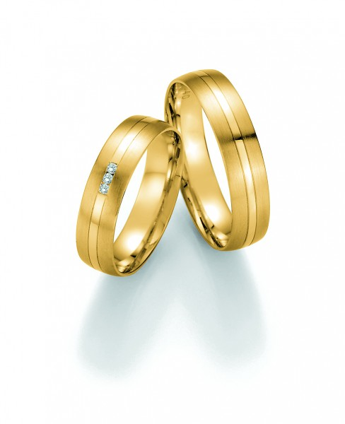 Trauringe 66/30030-30040 Pure I Gelbgold