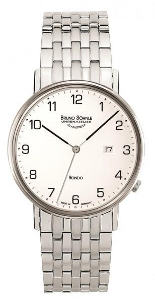 Bruno Söhnle Herren Armbanduhr 17-13105-222 RONDO