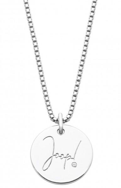 JOOP! Damen Halskette 2027668 Silber mit Anhänger