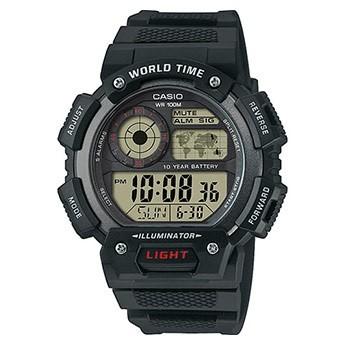 Casio Herren Armbanduhr AE-1400WH-1AVEF digital