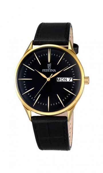 Festina Herren Armbanduhr F6838/3 Retro