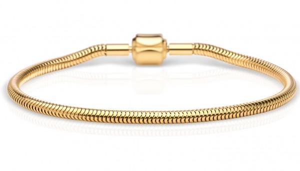 Bering Damen Armband 615-20-X Edelstahl Gelbgold IP ARCTIC SYMPHONY COLLECTION