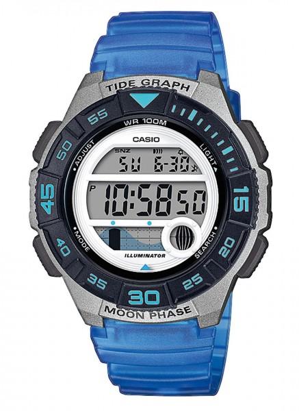 Casio Armbanduhr LWS-1100H-2AVEF digital