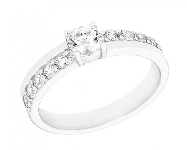 s.Oliver Damen Ring 2026098 Silber Zirkonia