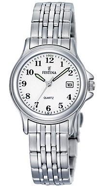 Festina Damen Armbanduhr F8839/6 Klassik