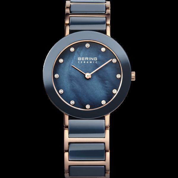 Bering Damen Armbanduhr 11429-767 Ceramic