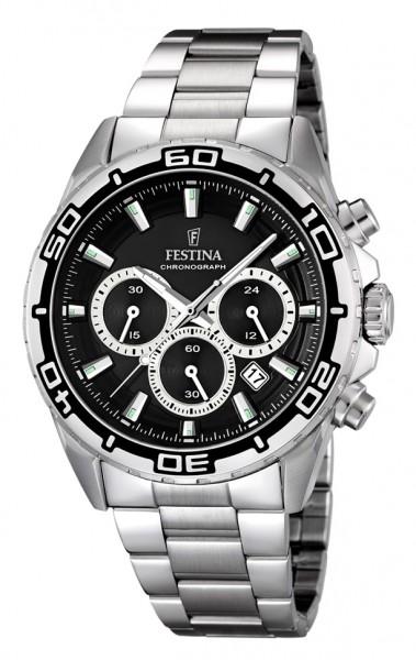 Festina Herren Armbanduhr F16766/3 Chronograph