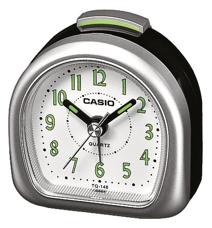 Casio Wecker TQ-148-8EF analog silber