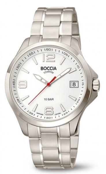 Boccia Herren Armbanduhr 3591-06 Sport