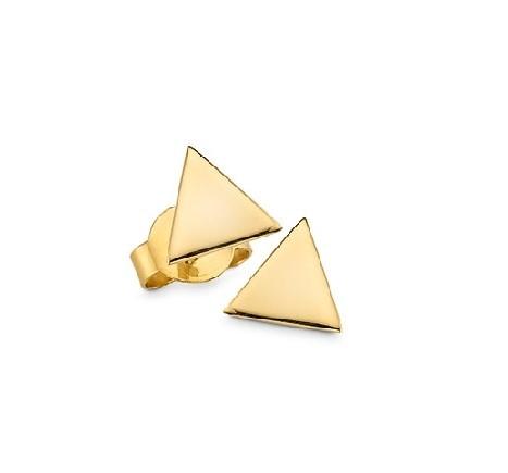 CEM Trends Damen Ohrstecker 6-208324-001 G3-00379O Dreieck Gold