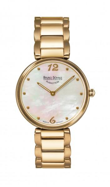 Bruno Söhnle Damen Armbanduhr 17-33185-950 SALERNO