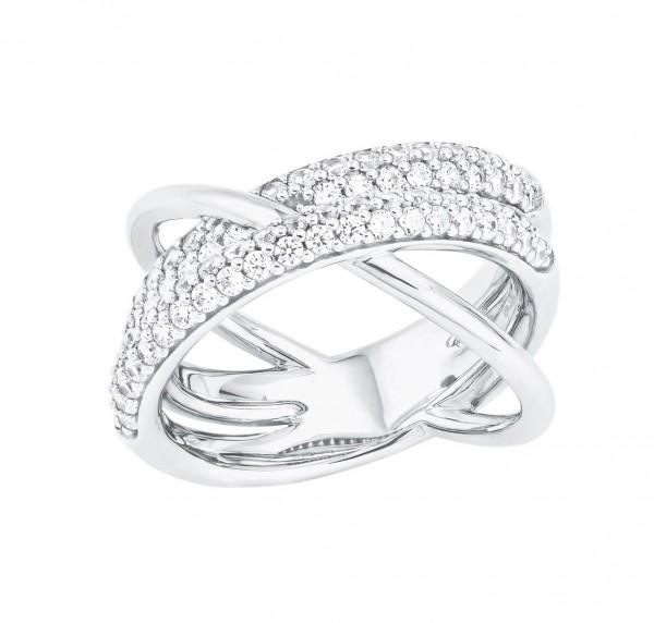 JOOP! Damen Ring 2027630, 2027631, 2027632, 2027633 Silber Zirkonia