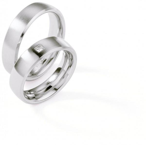 Trauringe 88/01240 Steel Brillant