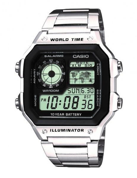 Casio Herren Armbanduhr AE-1200WHD-1AVEF digital
