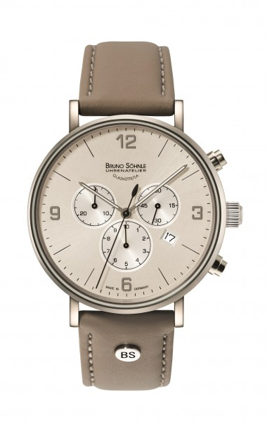 Bruno Söhnle Herren Armbanduhr 17-13186-261 FRANKFURT CHRONO