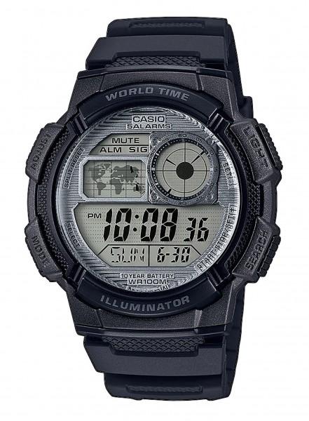 Casio Herren Armbanduhr AE-1000W-7AVEF digital