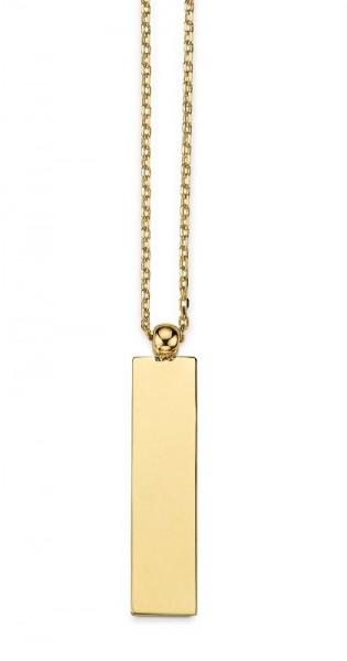 CEM Trends Damen Halskette G3-00167C Anhänger Gold