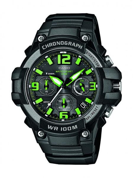 Casio Herren Armbanduhr MCW-100H-3AVEF Chronograph