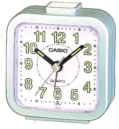 Casio Wecker TQ-141-8EF analog silber