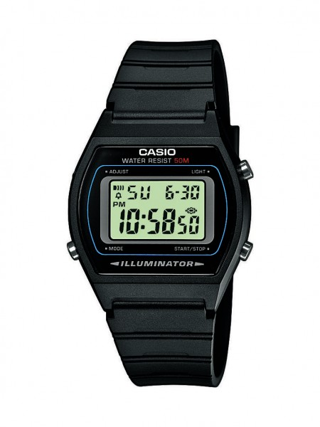 Casio W-202-1AVEF Multifunktionsuhr digital