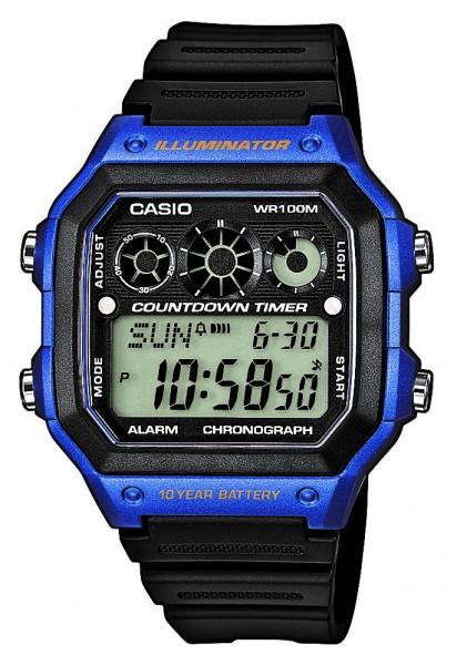 Casio Herren Armbanduhr AE-1300WH-2AVEF digital
