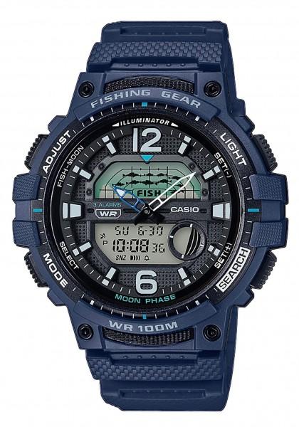 Casio Herren Armbanduhr WSC-1250H-2AVEF digital
