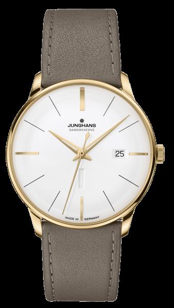 Junghans Herren Armbanduhr 27/7113.02 Meister Gangreserve Edition 160 Automatic