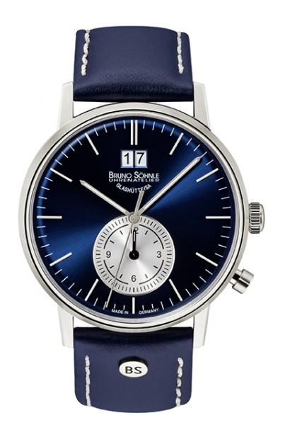 Bruno Söhnle Herren Armbanduhr 17-13180-341 STUTTGART GMT