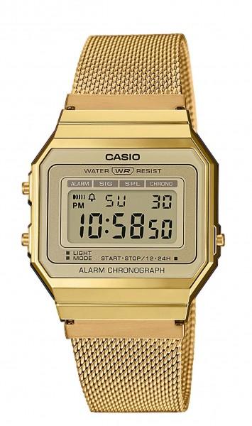 Casio Damen Armbanduhr A700WEMG-9AEF Vintage digital