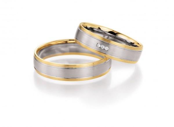 Trauringe Honeymoon Unlimited Harmony 66/10270-10280