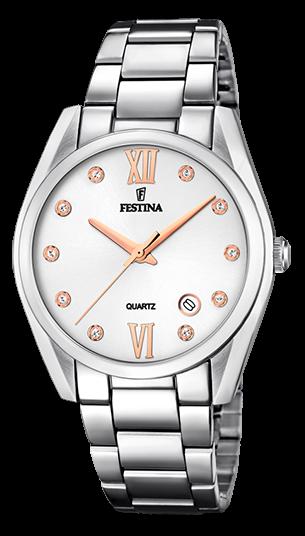 Festina Damen Armbanduhr F16790/A Boyfriend