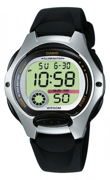 Casio Kinder Armbanduhr LW-200-1AVEG digital
