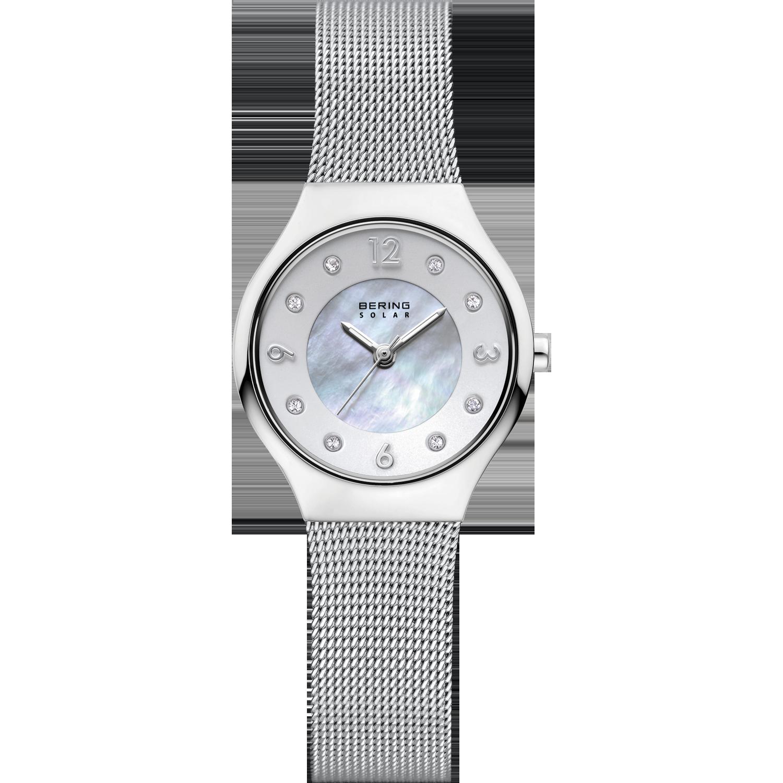 Armbanduhr 14427 Slim 004 Solar Bering Damen OZiXukP