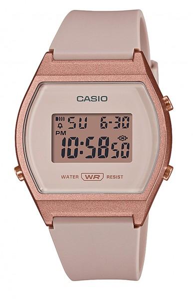Casio Damen Armbanduhr LW-204-4AEF digital
