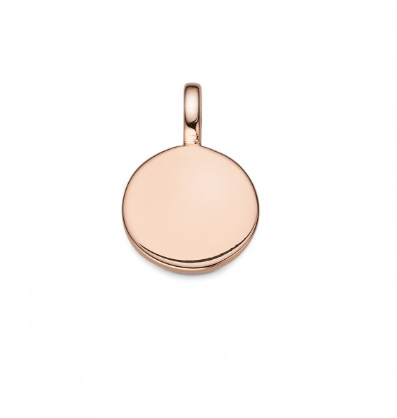 CEM Trends Damen Anhänger 5-210468-001 S-00569A Silber rosévergoldet